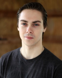 Actor Michael Anthony Bagozzi