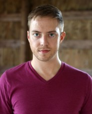 Actor Nathaniel Allbright